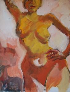 aktgemaelde-gelbe-brueste-weisser-hintergrund-oelfarbe-leinwand-65x50cm-023056