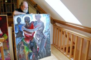aktmalerei-aktgemaelde-gemaelde-frauen-umarmen-sich-in-frieden-oelfarbe-leinwand-140x110cm-groessenansicht-6623499
