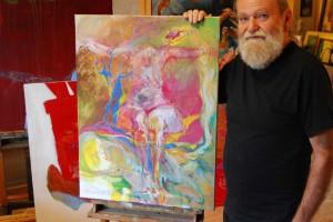 aktmalerei-aktgemaelde-oelfarbe-leinwand-bunte-farbe-schlange-60x80cm-groessenansicht-4058043