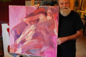 aktmalerei-aktgemaelde-oelfarbe-leinwand-nackte-frau-sitzend-in-sessel-roetliche-farben-80x80cm-groessenansicht-265