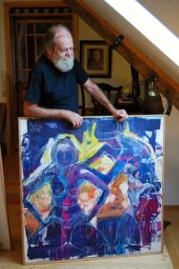 aktmalerei-aktgemaelde-oelfarbe-leinwand-zwei-frauen-hauptsechlich-blaue-farben-110x110cm-groessenansicht-380
