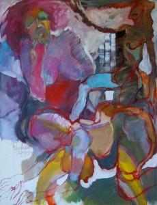 aktmalerei-gemaelde-oelfarbe-frau-steckt-sich-finger-in-mund-90x70cm-62909