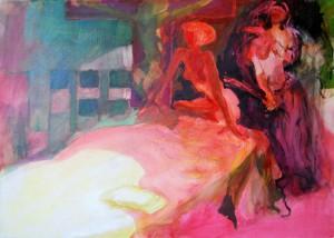 aktmalerei-gemaelde-titel-dirnenweg-50x70cm-307