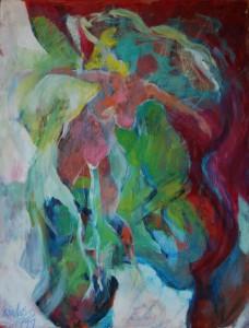 aktmalerei-kleines-aktbild-oelfarbe-frau-stehend-68x52cm-302