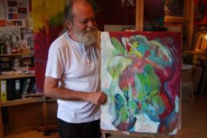 aktmalerei-kleines-aktbild-oelfarbe-frau-stehend-68x52cm-groessenansicht-302