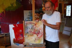 aktmalerei-oelgemaelde-hochformat-gelbliche-farben-frau-sitzend-konturen-40x50cm-groessenansicht-539