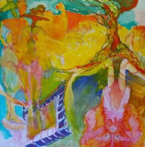 auferstehung-das-gemaelde-oelgemaelde-figurative-motive-gelblich-110x110cm-385