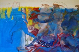 blaues-oelgemaelde-peter-ruhso