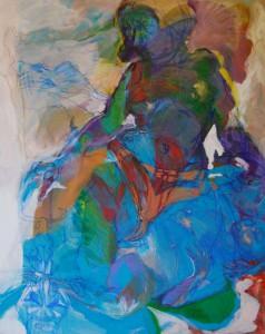 figuratives-gemaelde-oelfarbe-leinwand-blau-rot-gruen-gelb-goettin-der-alpen-100x80cm-2356543