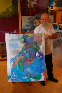figuratives-gemaelde-oelfarbe-leinwand-blau-rot-gruen-gelb-goettin-der-alpen-100x80cm-groessenansicht-2356543