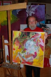 gemaelde-aktmalerei-oelfarbe-gelb-weiss-rot-frauen-po-titel-portrait-de-damens-70x70cm-groessenansicht-426