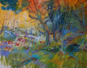landschaftsmalerei-landschaftsgmaelde-querformat-gruenliche-gelbe-farbtoene-70x90cm-560